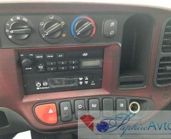 Hyundai HD 78 , 2014 год . Рефрижератор .