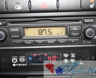 Kia Bongo 3 , 2014 год . Рефрижератор 4WD .