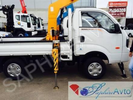 Автовышка 15 метров DONGHAE DHS15AP на базе Kia Bongo 3 (4WD)