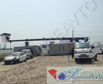 Аренда автовышки DAEHAN NEO на базе KIA BONGO 3 . (16  м .)
