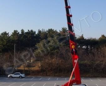 Автовышка 35 метров HANSIN HS3570 на базе Hyundai HD120