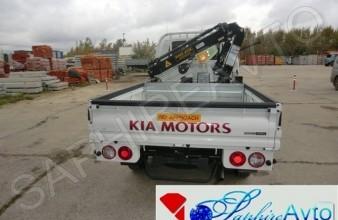Kia Bongo 3 King CAB, 2014 год c КМУ DONGHAE DHS433L
