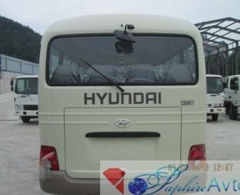 Hyundai County  29 мест , 2014 год