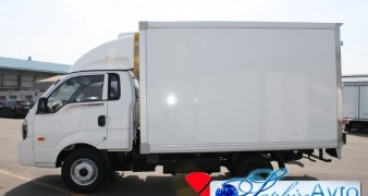 Kia Bongo 3 , 2014 год . Рефрижератор. г/п 1500 кг .