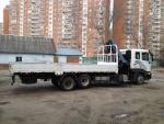 DAEWOO Prima c КМУ HIAB XS244 EP-4DUO