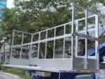 Автовышка 18 метров Taurus SKY TAU-180T на шасси Kia Bongo