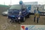 Аренда автовышки DASAN DS 180S на базе KIA BONGO 3 (18  м .)