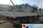 Daewoo Novus , 2014 год с КМУ DongYang SS1506 ASE