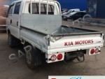 Kia Bongo III, две кабины + тент