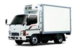 Рефрижератры и фургоны