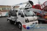 Аренда автовышки HORYONG SKY 210A на базе KIA BONGO 3 (21  м .)