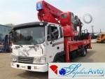 Автовышка 40 метров, 2013г, HoryongSKY400, 2013г на базе Hyundai HD120