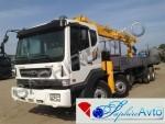 Daewoo Novus, 2013г с КМУ Soosan SCS1015