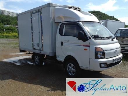 Hyundai Porter 2 4WD, 2014 год.  рефрижератор с установкой от 0 до -20